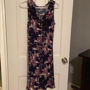 Loft dress sleeveless
